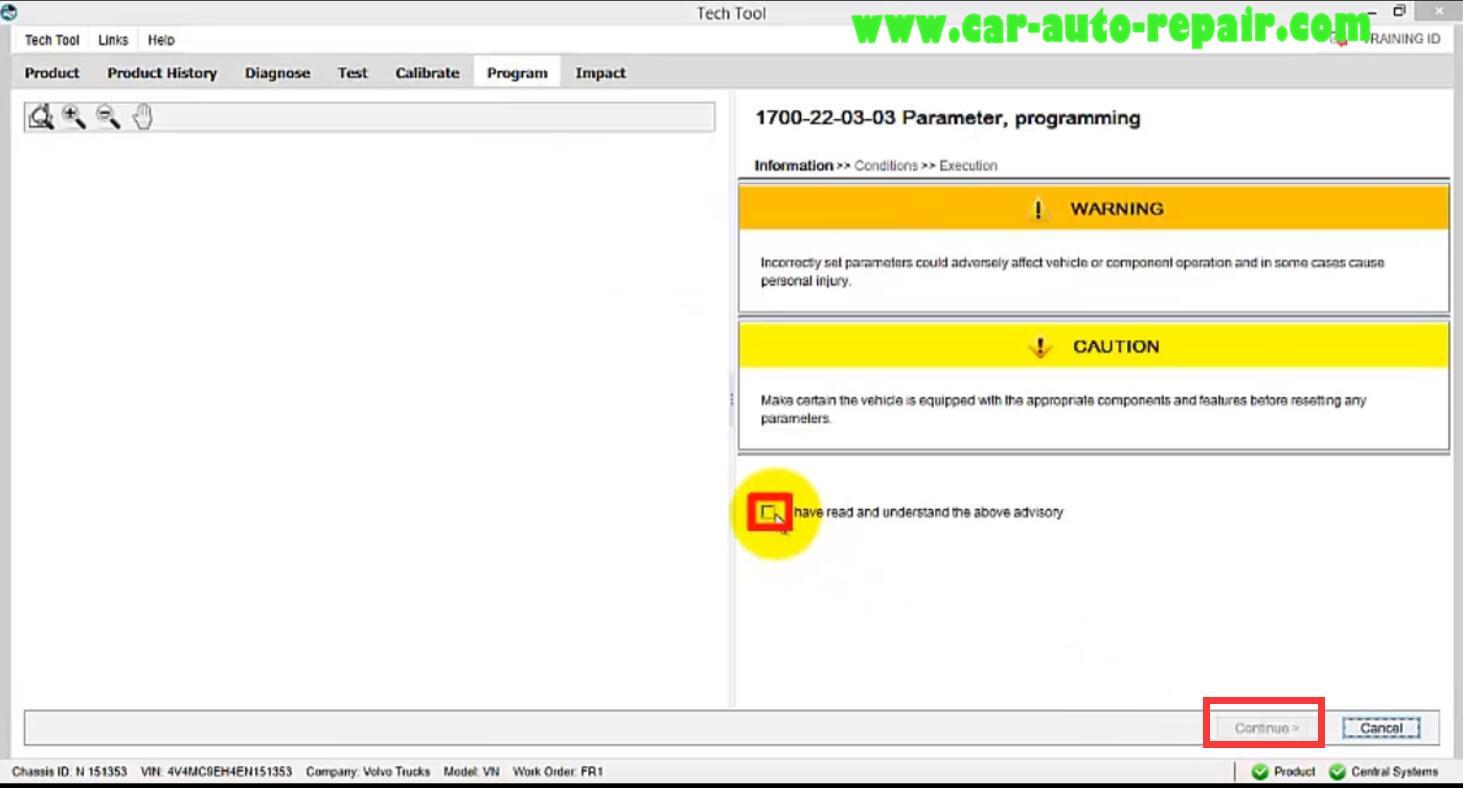 Volvo PTT Change Transmission Performance Mode (3)