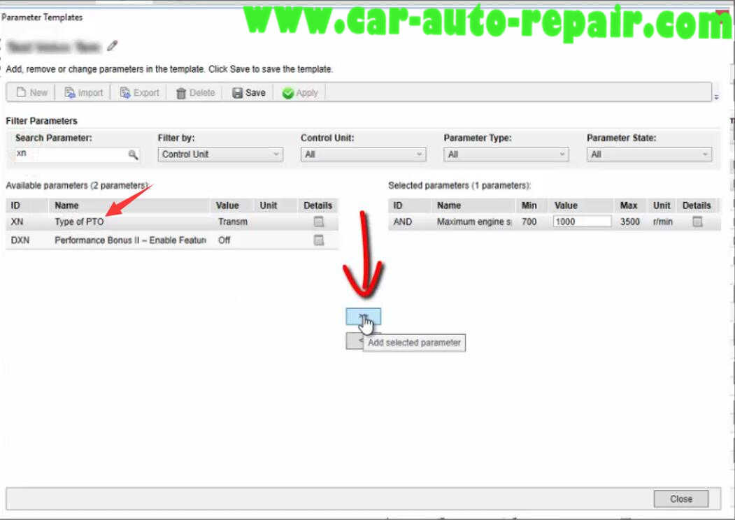 Volvo PTT Perform Newer Parameter Template Programming Guide (15)