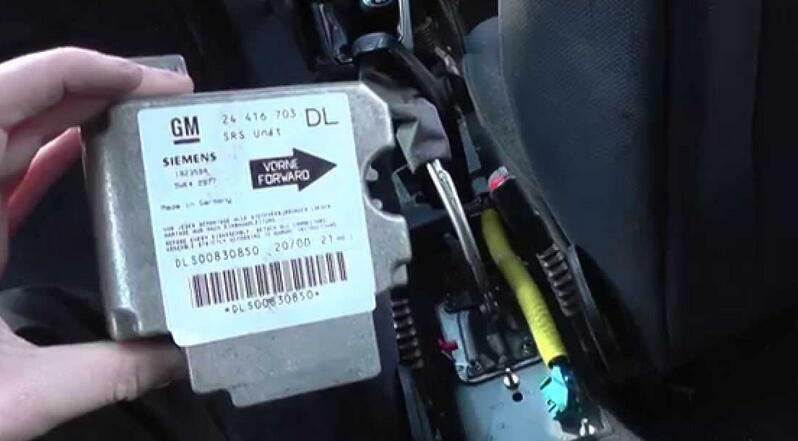 How to Use OPCOM Clear Airbag Deployment Record
