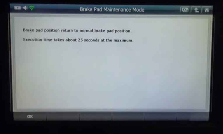 G-scan2 Honda HR-V 2015 Rear Brake Pad MaintenanceProgramming (5)