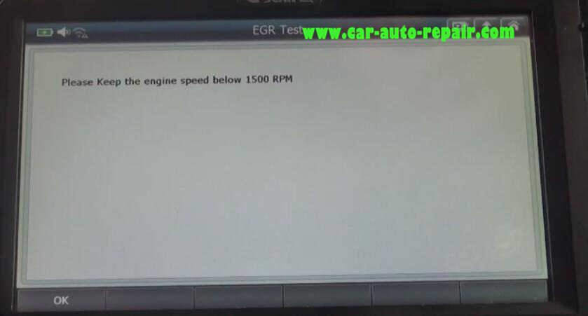 Gscan2 Perform EGR Test for Honda VEZEL Hybrid 2015 (9)
