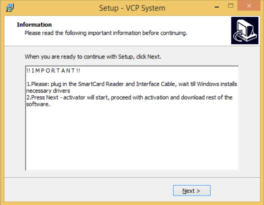 How to Install VCP System Diagnostic Tool Software (6)