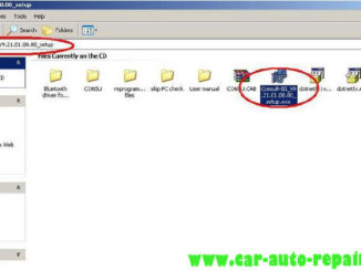 Install Nissan Consult 3 III Plus Diagnostic Software (1)