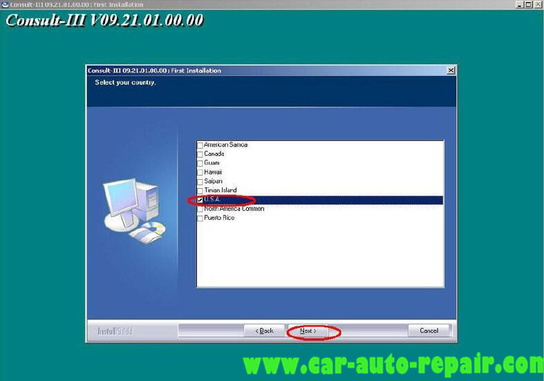 Install Nissan Consult 3 III Plus Diagnostic Software (10)