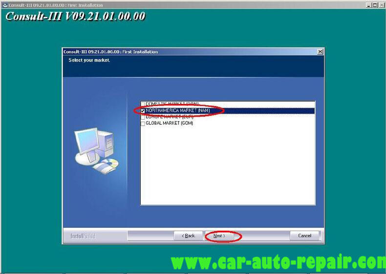 Install Nissan Consult 3 III Plus Diagnostic Software (8)