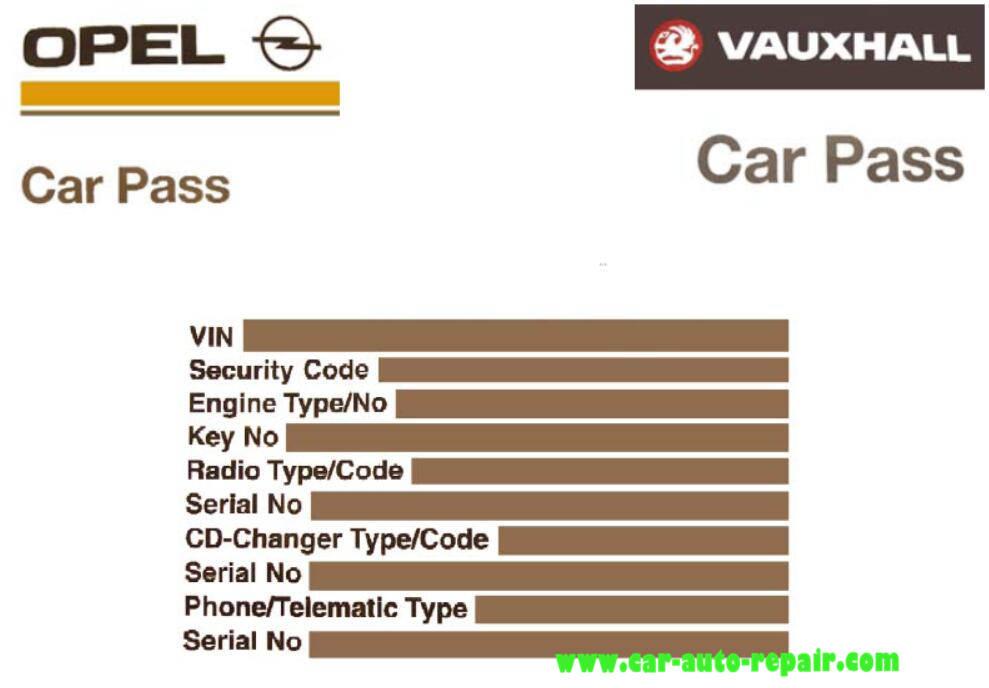 OPCOM Program Immobilizer Keys for Opel Guide (1)