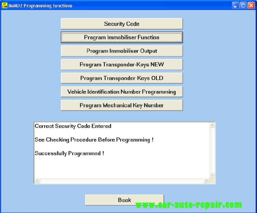 OPCOM Program Immobilizer Keys for Opel Guide (18)