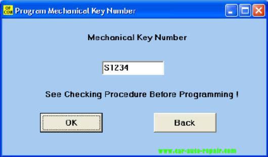 OPCOM Program Immobilizer Keys for Opel Guide (24)