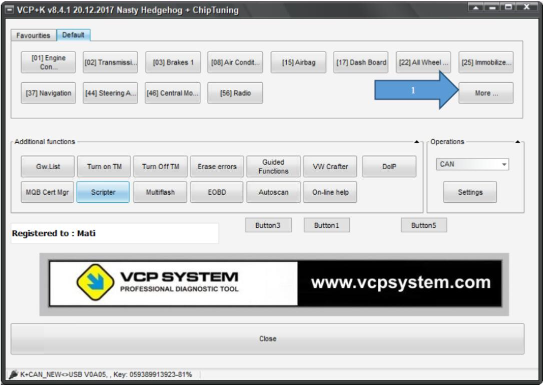 VCP System Active Audi A3 8V & MQB Parking Assist System Visual Display (1)