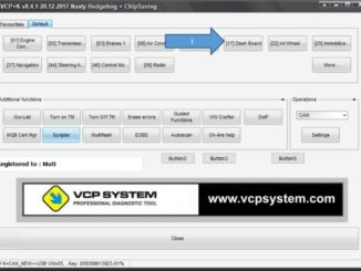 VCP System Professional Adjust Fuel Consumption for Audi A3 8V & MQB (1)