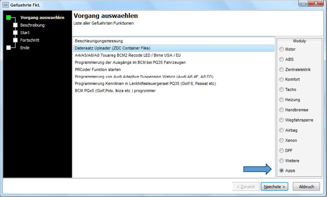 VCP System Unlock Speed Index for VW Golf 7 (2)