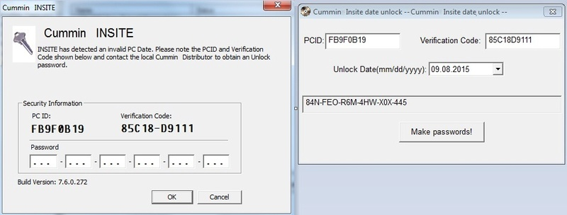 Cummins Insite Data Unlock + Keygen Download