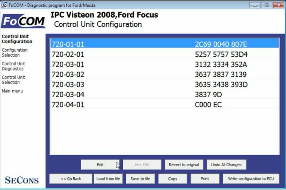FCOM ReprogramConfigure ECU for Ford Focus 2008 (5)