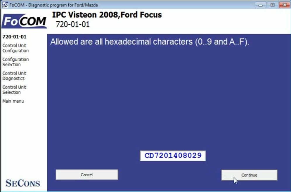 FCOM ReprogramConfigure ECU for Ford Focus 2008 (6)