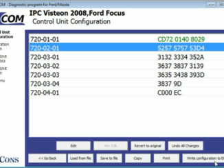FCOM ReprogramConfigure ECU for Ford Focus 2008 (7)
