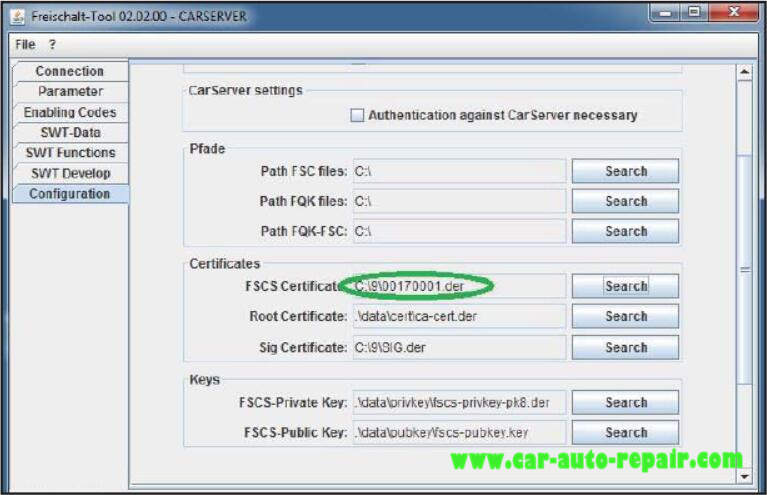 FSC Code Solution for BMW E and F Series CIC (4)