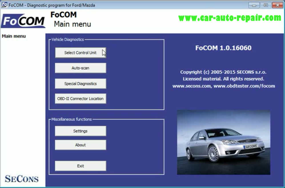 Ford Focus 2011 Day Running Lights Coding by FCOM (1)