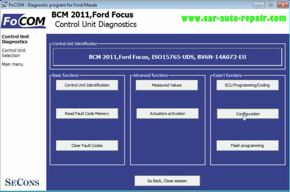 Ford Focus 2011 Day Running Lights Coding by FCOM (3)