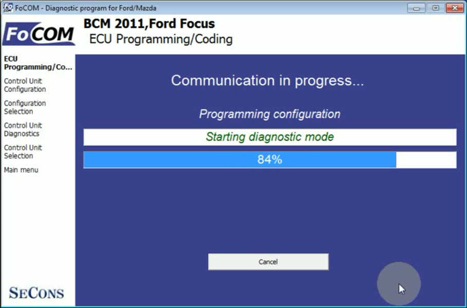 Ford Focus Cruise Control CCF Programming by FCOM (13)
