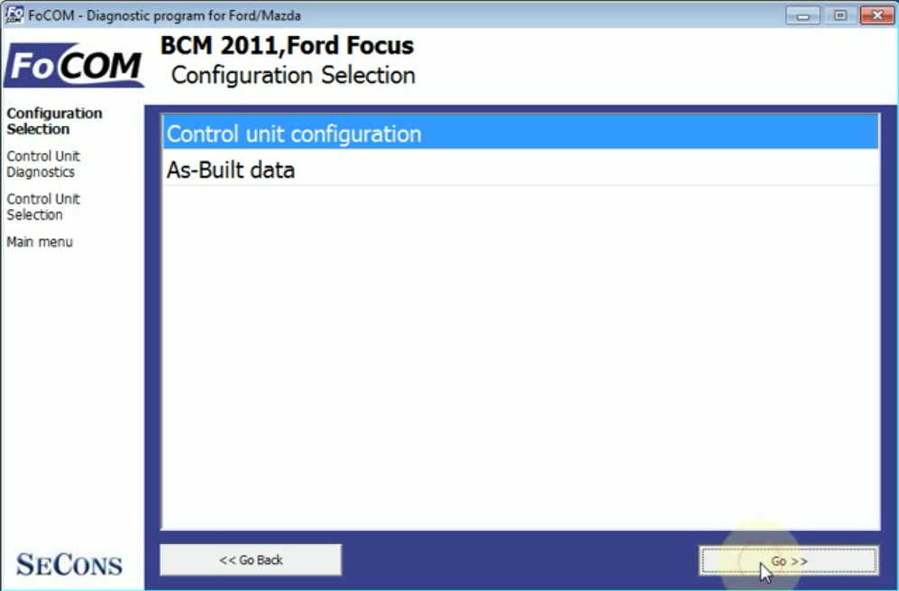 Ford Focus Cruise Control CCF Programming by FCOM (7)