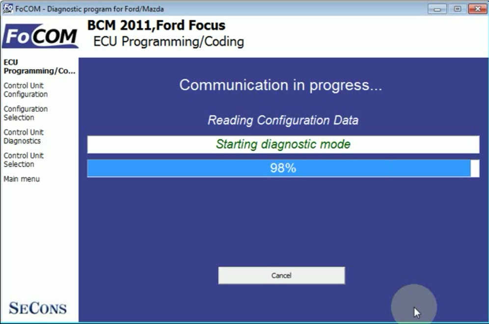 Ford Focus Cruise Control CCF Programming by FCOM (8)