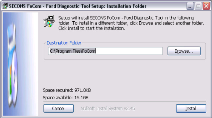 How to Install FCOM Diagnostic Software on WindowLinux (2)