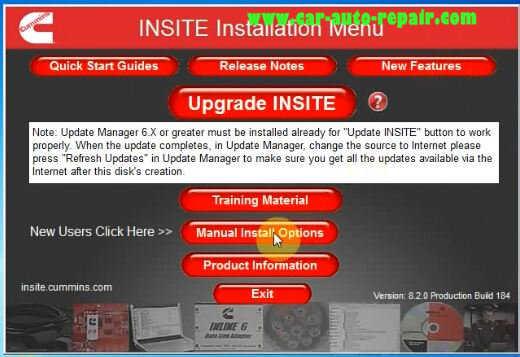 How to Setup Cummins Insite 8.2.0 work with Nexiq usb link (10)