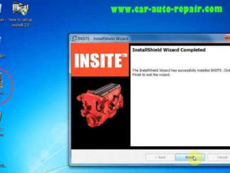 How to Setup Cummins Insite 8.2.0 work with Nexiq usb link (16)