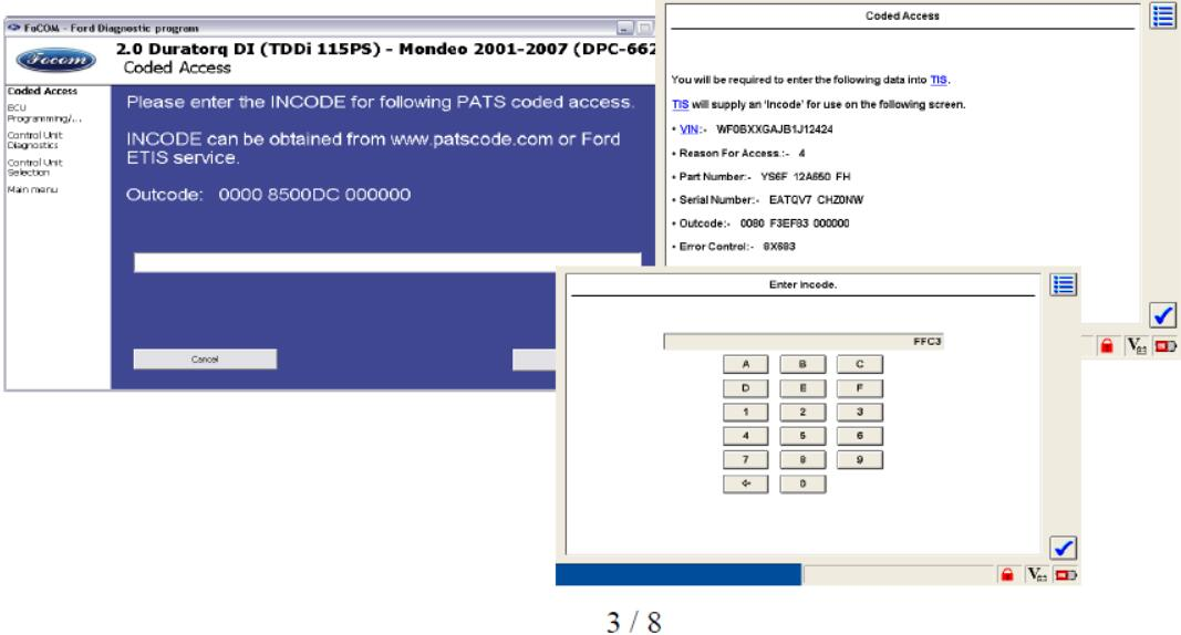 How to Use FCOM PATS Function for Key Programming (4)
