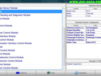 How to Use GM GDS2 Perform Bi-directional Controls (4)