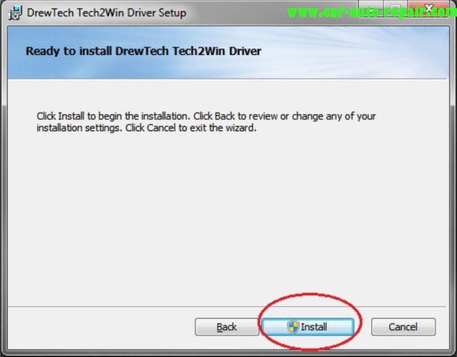 Original & Crack GM Tech2Win Software Installation Guide (4)