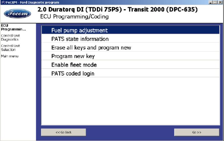 TDDi Fuel Injection Pump (FIP) Adjustment by FCOM (1)