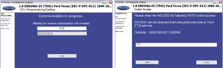 TDDi Fuel Injection Pump (FIP) Adjustment by FCOM (2)