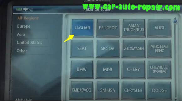 G-Scan 2 Diagnostic Tool to Rest Oil Service Counter for Jaguar XF 2011 (3)