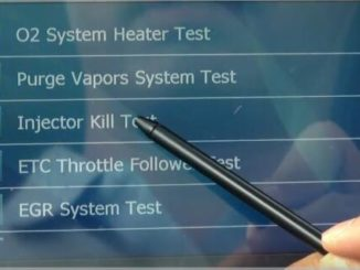 G-Scan 2 Perform Injector Kill Test for Chrysler Town & Country (9)