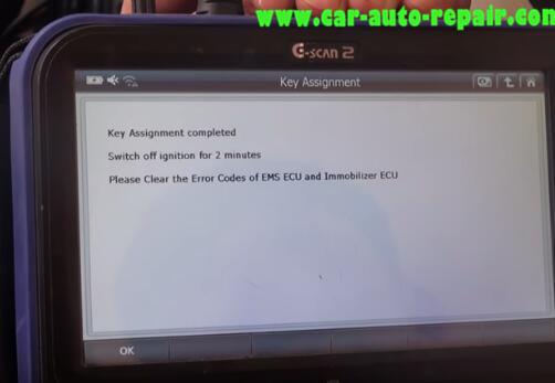 GScan 2 Mahindra Bolero 2016 Key Programming (11)