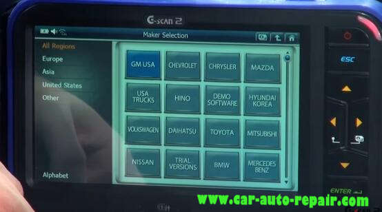 Gscan 2 Learn Crankshaft Position Variation for Chevrolet Impala 2010 (2)