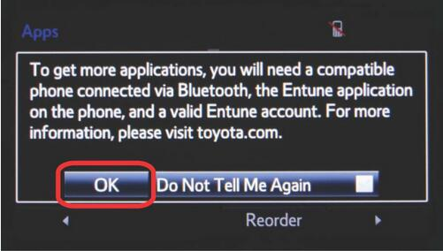 How to Update Toyota Entune Multimedia Software by Yourself (4)