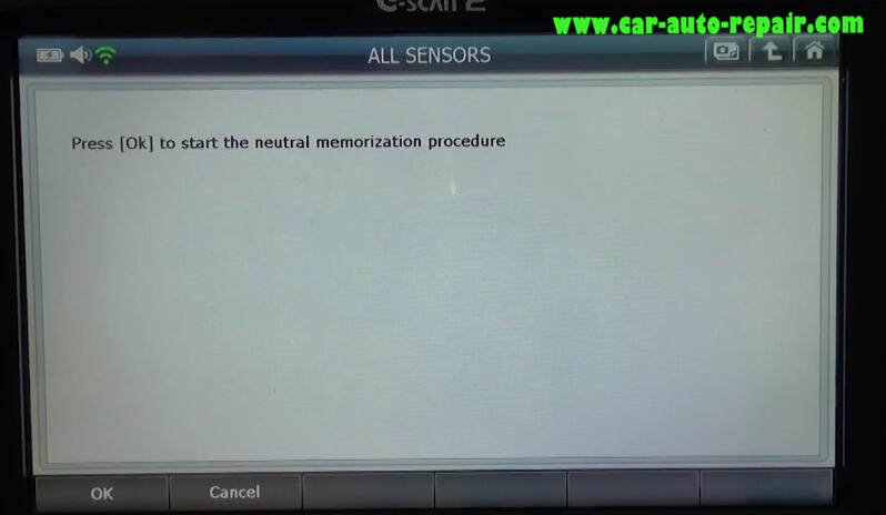How to Use G-Scan 2 Do VSA Function for Honda HR-V 2015 (9)