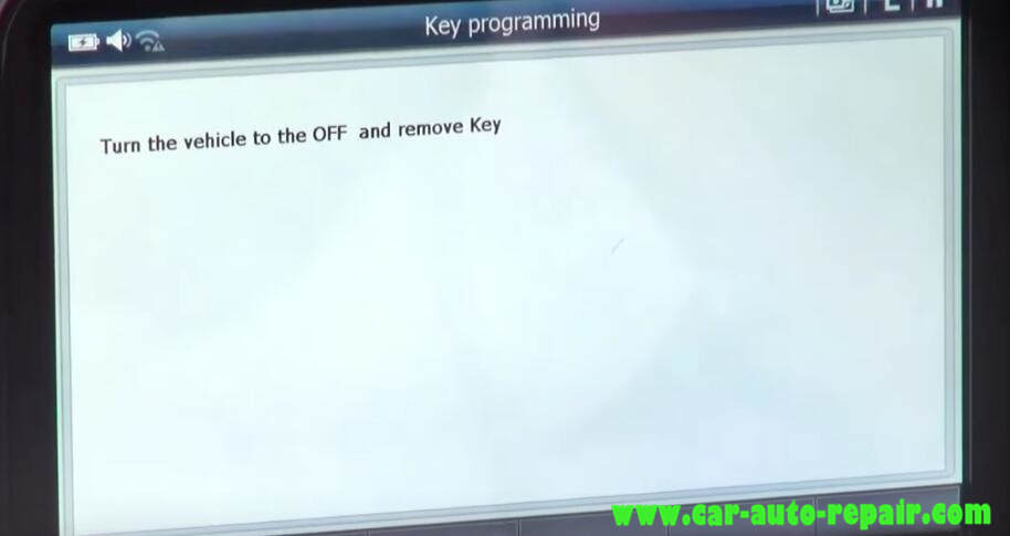 How to Use G-Scan Program New Keys for Chevrolet Cruze 2012 (12)