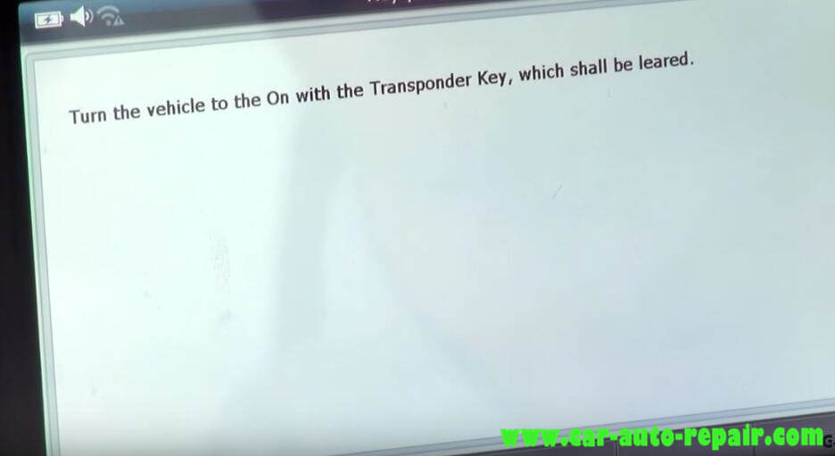 How to Use G-Scan Program New Keys for Chevrolet Cruze 2012 (15)