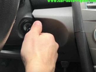 Techstream Program New Keys for Toyota Camry (2)