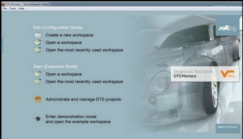 Benz DTS Monaco Software Free Download
