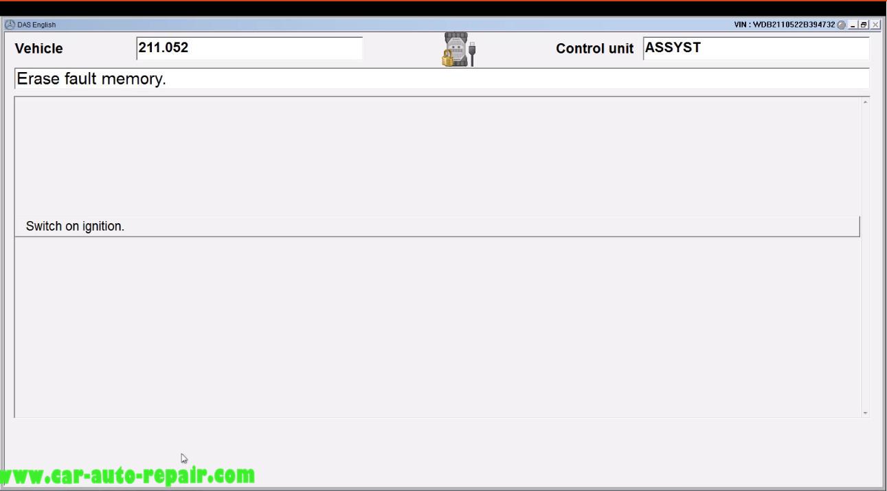 Benz E211 Central Gateway Offline Coding by DAS Xentry (19)