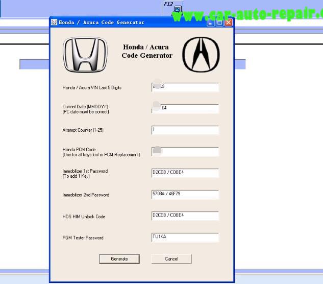 Honda Odyssey 2008 ProgramRegister New ECMPCM by Honda HDS (6)