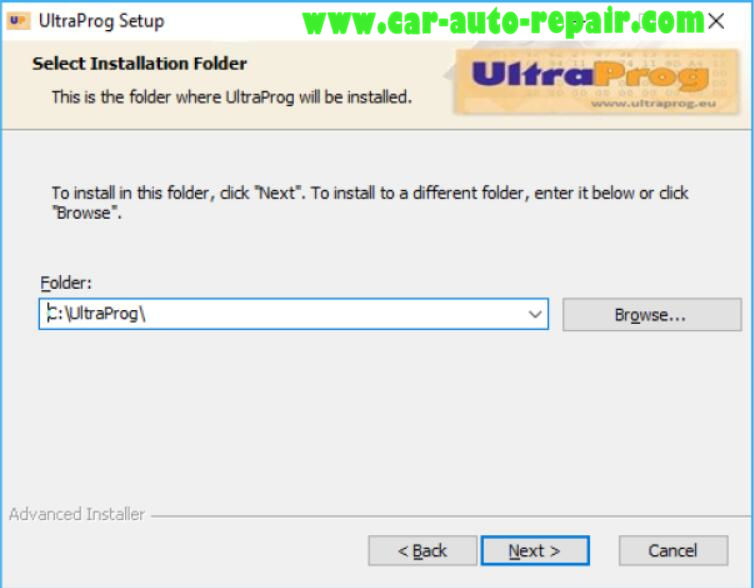 How to Install UltraProg Programmer Software (4)