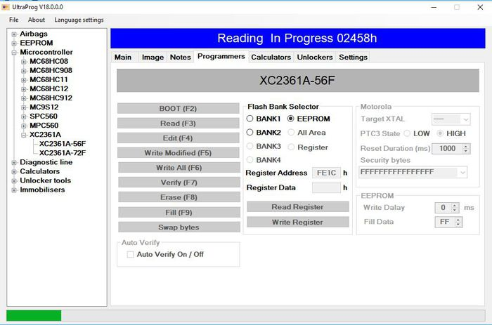 UltraProg Programmer Software Free Download |Auto Repair