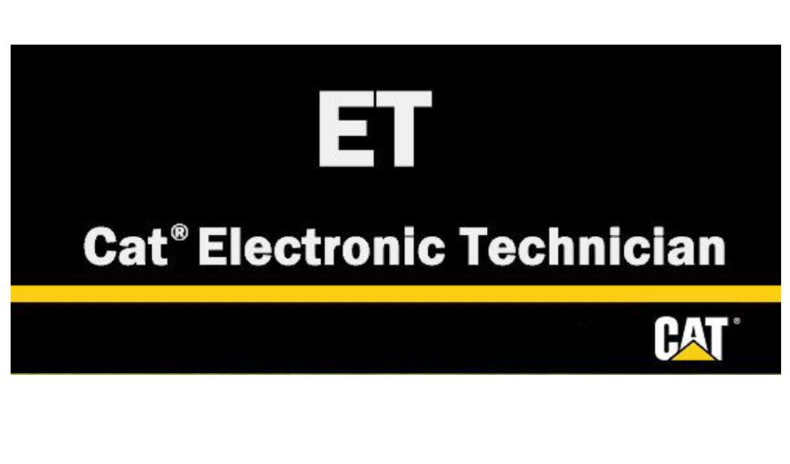 Caterpillar ET Electronic Technician Software Free Download