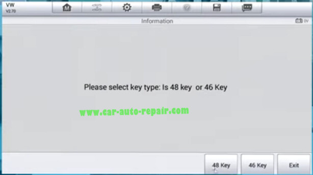 AURO IM100 All Key Lost Programming for Volkswagen Passat B6 (6)