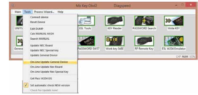 Diagspeed Pro MB Key OBD2 Programmer Beginner Guide (13)